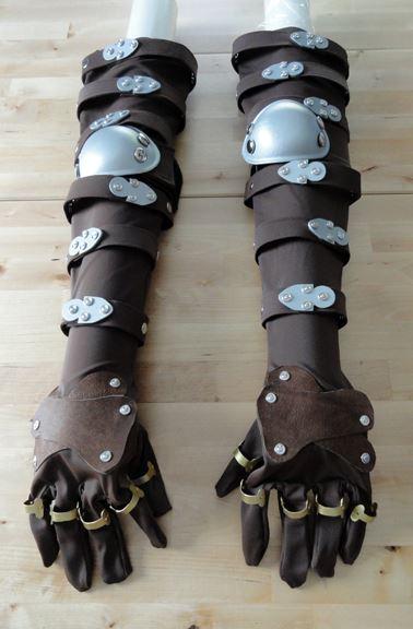 Trigun Vash The Stampede Gloves